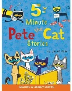 Pete the Cat & More Selected Children's Books