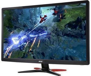 "Acer GF246 bmipx Black 24"" Full HD Gaming Monitor, 75Hz, 1ms (GTG), AMD FreeSync, Built-in Speakers, HDMI, DisplayPort, Blue Light Filter, Flicker-less w/ Code BFAD100"