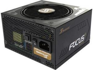 Seasonic FOCUS Plus Series SSR-850FX 850W 80+ Gold ATX12V & EPS12V Full Modular 120mm FDB Fan Compact 140 mm Size Power Supply After Rebate